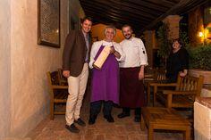 Il Rigoletto Itinerante, Salvatore Ferragamo e gli chef Andrea Campani e Giovanni D'Amato