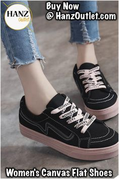 New Brand Women s Canvas Flat Shoes Fashion Lace Up Women Sneaker Woman  Casual Comfortable Flats Footwear b45894307138