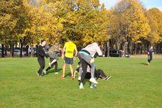 #boosbirhakeim - Boot Camp du 22/11 - Ca glisse quand même malgré le soleil - @bbirhakeim