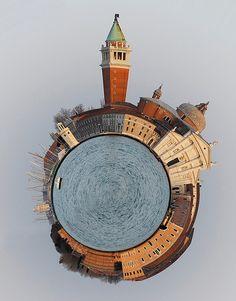 "Planet ""San Girgio Maggiore Island"" (Venice) by Dirk Paessler, via Flickr"