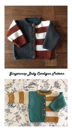 Knitting For Kids, Free Knitting, Knitting Projects, Knitting Ideas, Baby Boy Knitting Patterns Free, Crochet Projects, Free Crochet, Crochet Gifts, Kids Crochet