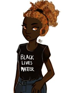 Hazel Levesque: Black Lives Matter by ReadLikeMad