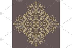 Damask Patterns, Stencil Painting, Arabesque, Vector Pattern, Abstract Backgrounds, Stencils, Oriental, Floral, Cards