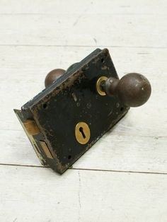 Doorknob イギリスアンティークラッチ&ドアノブ建具金物1397 インテリア 雑貨 家具 Antique ¥13000yen 〆05月14日