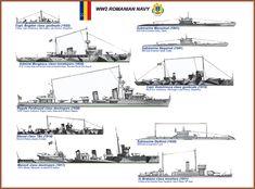 Ships of the Romanian Navy druing WWII Military Gear, Military Weapons, Military Vehicles, Midget Submarine, Black Sea Fleet, Navy Coast Guard, Ukraine, Merchant Navy, Armada
