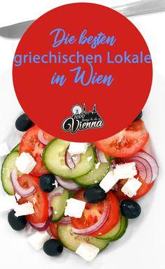 Empfehlenswerte griechischen Lokale in Wien - Lokal, Vienna, Breakfast, Food, Greece, Vacation, Viajes, Morning Coffee, Essen
