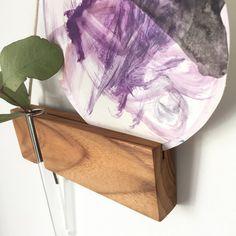 Hängende Vase hängend Rahmen Fotorahmen von kirraleeandco auf Etsy