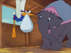 The Reference In Disney's Dumbo You Probably Forgot About