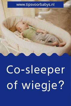Vorige week vertelde ik meer over het aanschaffen van een ledikant en bijbehorend matras. Je kunt natuurlijk ook kiezen voor een co-sleeper of wiegje voor je pasgeboren baby. Wat het verschil dan is tussen die twee en de voor- en nadelen van beide lees je in het nieuwe artikel. #tipsvoorbabys #baby #wiegje #co-sleeper #cosleeper #babywieg #babyslaap #pasgeborenbaby #newborn #wieg Mama Blogs, Co Sleeper, Bassinet, Babys, Pram Sets, Babies, Crib, Baby, Baby Crib