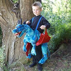 Dress up by Design Ride on Dinosaur
