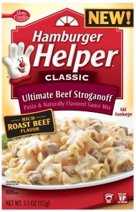 Here's a high value Hamburger Helper coupon. Just head on over here to print a $0.70 off any one Hamburger Helper Ultimate Beef Stroganoff, or Cheesy Italian Beef Home Cooked Skillet Meals coupon! Anyone know how much these go for? * This coupon is courtesy of My Blog Spark. (Thanks, Printable Coupons and Deals!)