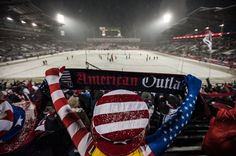 19 Breathtaking Photos From The US Mens Soccer BlizzardMatch
