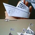 Origami+Ship