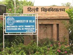 कानून से जुडे मसलों पर लोगों की दुविधाओं को दूर करने के लिए दिल्ली विश्वविद्यालय