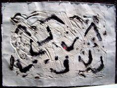 1985년작-3禪-작업 100.0x80.3  (cm)