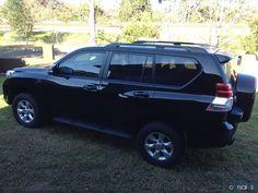 2010 Toyota Landcruiser Prado GXL Sports Automatic (Rel. Nov. 2009)