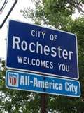 Rochester New York, I'd been in North America for a month, when I came to live in Rochester, worked at the Maple Leaf Inn, don't know if its still there.  Earned super tips, low wages but who cares, as long as I earned school fees I didn't mind.  Stayed for 2 months before going to Regina, Saskatchewan to experience my first winter in N.A.  Brrrrr!! Almost 50 yrs ago lol