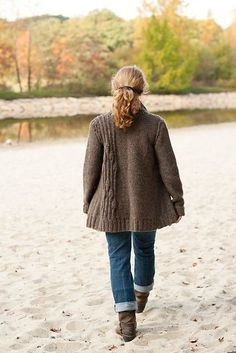 excellent collection of knitted sweater ideas for women (4)