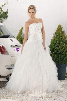 Robe de mariee point mariage 2014