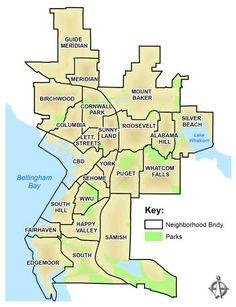 City of Bellingham Neighborhoods
