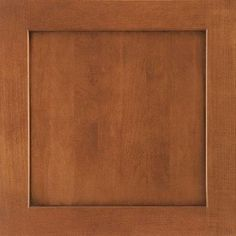 American Woodmark 14-9/16x14-1/2 in. Cabinet Door in Townsend Maple Auburn Glaze-99802 at The Home Depot