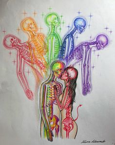 Arte Grunge, Grunge Art, Pretty Art, Cute Art, Arte Sketchbook, Funky Art, Hippie Art, Psychedelic Art, Art Drawings Sketches