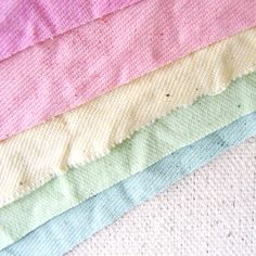 learn how to dye fabrics using products you already have at home.