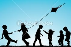 Kids Playing Stock Photos, Illustrations and Vector Art - Page 4 | Depositphotos®