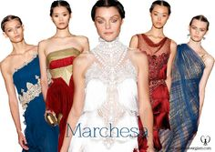 Marchesa... matices de la India...