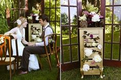 Ceremony Ideas. #wedding #doors wedding-ideas-we-love