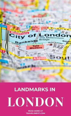 20 Incredible London Landmarks for your Bucket List. The south side of the Thames is a showcase of magnificent views, museums (Love museums? Here's a great guide to visiting London's museums), markets and vibrant street culture. London Icons, London Eye, London Landmarks, Famous Landmarks, Tower Of London, London Bridge, Southwark Cathedral, Uk Capital, Millennium Bridge
