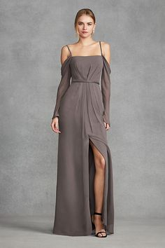 Long Cap Sleeve Party Dress With Beaded Neckline XS7761   Dress up     Long Cap Sleeve Party Dress With Beaded Neckline XS7761   Dress up for the  party    Pinterest   Neckline  Xscape dresses and Cap