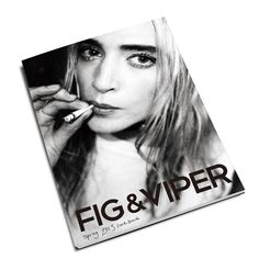 FIG & VIPER Catalogue on Behance