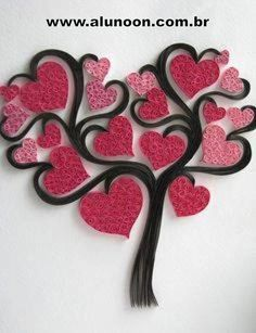 Do All Sorts of Fun with Paper Quilling and Quilling Art Trees? Items similar to handmadeItems similar to handmade Handmade Items similar(Notitle) Do All Sorts of Fun with Paper Quilling and Quilling Art Trees? Arte Quilling, Paper Quilling Designs, Quilling Paper Craft, Quilling Patterns, Paper Crafts, Quilling Ideas, Quilling Work, Diy Paper, Valentine Crafts