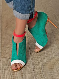 stop it with these louboutins