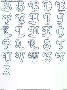 Applique Font Machine Embroidery Monogram Font Alphabet Design Set BX Format Now Available Ibrp classfirstletterThe efficient photograph We Offer You About fontpA quality. Stencil Lettering, Lettering Tutorial, Tattoo Lettering Fonts, Lettering Styles, Lettering Design, Calligraphy Fonts, Script Fonts, Calligraphy Alphabet, Cool Lettering