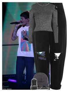 """""""One more star in the sky #Jay"""" by faanfic-1d ❤ liked on Polyvore featuring Boutique, Topshop, Moncler, adidas and ZeroUV"""