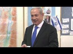 Israelis voted Tuesday in elections likely to return Prime Minister Benjamin Netanyahu as head of a rightwing coalition that will face the challenges of peacemaking with the Palestinians and Iran's nuclear programme. Duration: 01:13