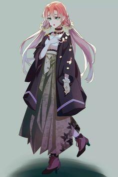 Anime Demon, Slayer, Otaku Anime, Princess Zelda, Kami, Demon, Anime Style, Manga, Doujinshi
