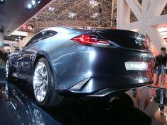 Mazda SHINARI Concept in 2011 Tokyo Motor Show