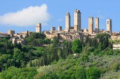 San Gimignano, the City of Towers