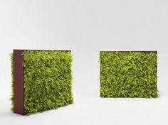 Kataloge zum Download und Preisliste für Greenery by Paola Lenti, grüne wand design CRS Paola Lenti