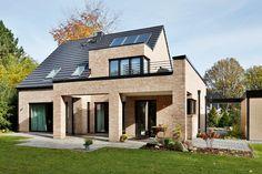 Giebelhaus: Klassische Dachform neu interpretiert – Mollwitz Massivbau - Der Spezialist für innovatives Bauen