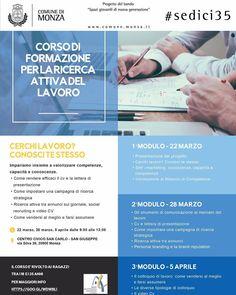 Cerchi #lavoro? A #Monza c'è la soluzione! Link in bio