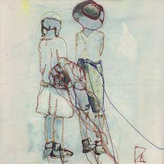Rita Zepf Textil Kunst