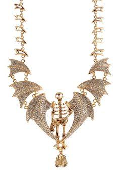 Bram Stoker Necklace