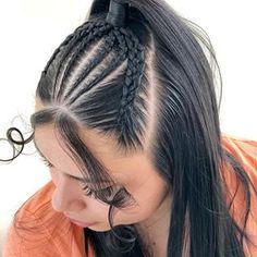 Cute Hairstyles, Straight Hairstyles, Toddler Hair, Braids, Hair Styles, Inspiration, Instagram, Fashion, Curls