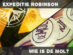 Kinderfeestje: Wie is de Mol en Expeditie Robinson. SUPER feest voor thuis!