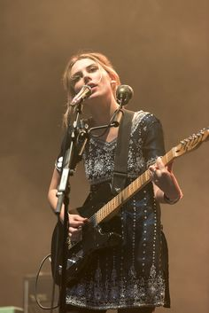 Photograph Wolf Alice by Richard Nicholson on 500px