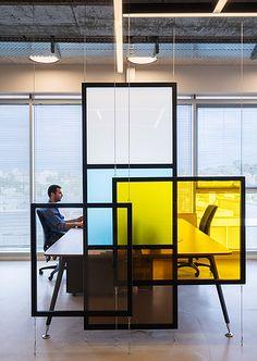 Studio Samuelov Industrial Office Design, Office Space Design, Workspace  Design, Office Interior